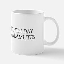 8TH DAY Malamutes Mug