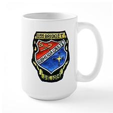 USS BRIDGET Mug