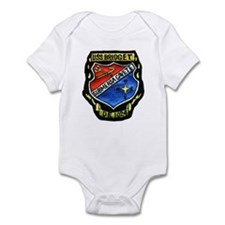 USS BRIDGET Infant Bodysuit