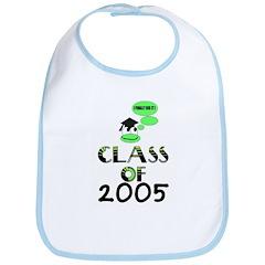 CLASS OF 2005 GRADUATION Bib