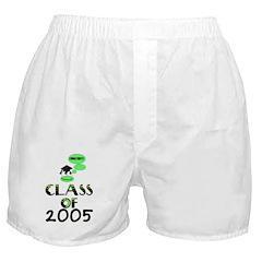 CLASS OF 2005 GRADUATION Boxer Shorts