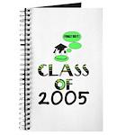 CLASS OF 2005 GRADUATION Journal