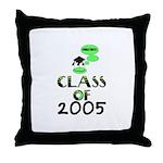 CLASS OF 2005 GRADUATION  Throw Pillow