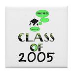 CLASS OF 2005 GRADUATION  Tile Coaster