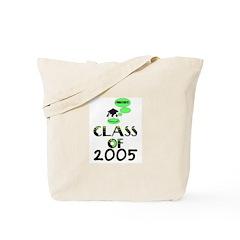 CLASS OF 2005 GRADUATION Tote Bag