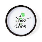CLASS OF 2005 GRADUATION  Wall Clock