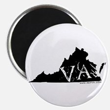 "Virginia 2.25"" Magnet (10 pack)"