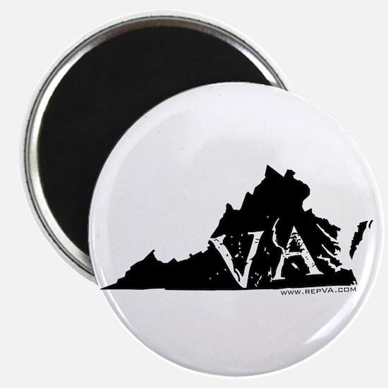 "Virginia 2.25"" Magnet (10 pack)"