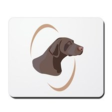 Dog 1 Mousepad