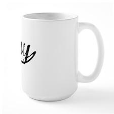 Vintage Poway (Black) Mug