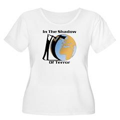Shadow of Terror Reminder Women's Plus Size Scoop