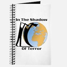 Shadow of Terror Reminder Journal