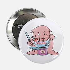Cannibal Pig Button