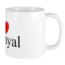 """I Love Betrayal"" Mug"