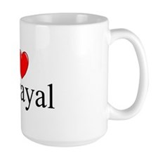 """I Love Betrayal"" Mug"