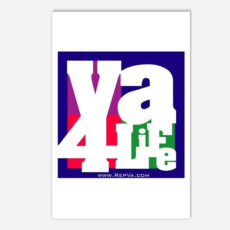 VA 4 Life Postcards (Package of 8)