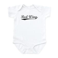 Vintage Red Wing (Black) Onesie