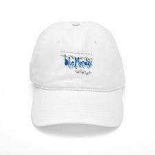 Blue Monday Band Baseball Cap