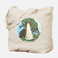 Awesome Trees Tote Bag
