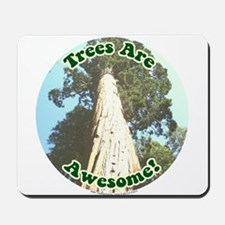 Awesome Trees Mousepad
