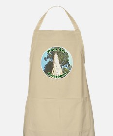 Awesome Trees BBQ Apron