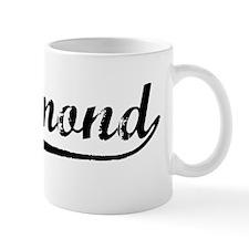 Vintage Richmond (Black) Mug