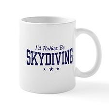 I'd Rather be Skydiving Mug