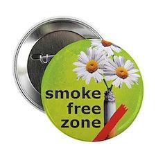 """Nonsmoker 2.25"""" Button (10 pack)"""
