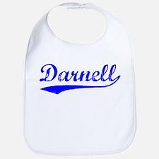 Vintage Darnell (Blue) Bib