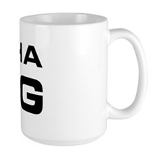 Alpha Dog Ceramic Mugs