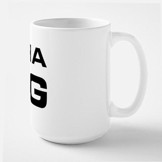 Alpha Dog Large Mug