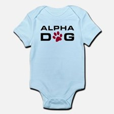 Alpha Dog Infant Bodysuit