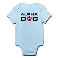 Alpha Dog Onesie