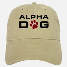Alpha Dog Baseball Baseball Cap