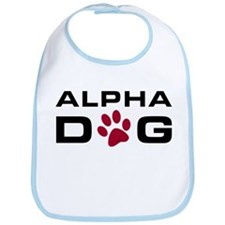 Alpha Dog Bib