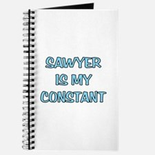 Sawyer is my Constant Journal