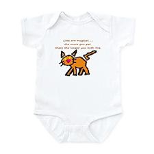 Cats R Magical Infant Bodysuit