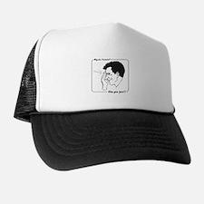 Cute Vintage 1940 Trucker Hat