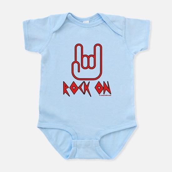 Rock On Infant Bodysuit