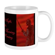 Red Skies At Night, Buccaneer Mug
