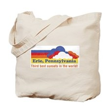 Erie, Pennsylvania Tote Bag