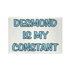 Desmond is my Constant Rectangle Magnet