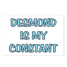 Desmond is my Constant Postcards (Package of 8)