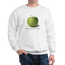 Surrealism René Magritte Appl Sweatshirt
