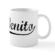Vintage San Benito (Black) Mug