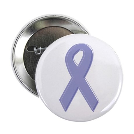 "Lavender Awareness Ribbon 2.25"" Button (100 pack)"