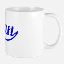 Vintage Declan (Blue) Mug