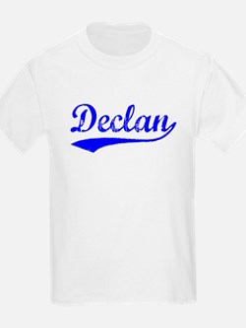 Vintage Declan (Blue) T-Shirt