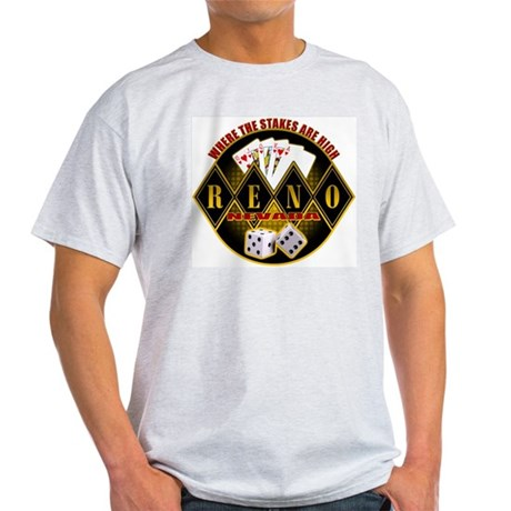 Where The Stakes Are High - R Light T-Shirt