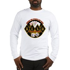 Where The Stakes Are High - R Long Sleeve T-Shirt